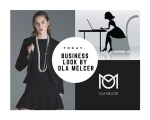 Business look co to OLA MELCER