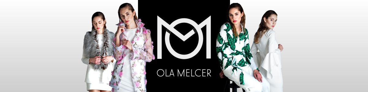 OLA MELCER fashion brand