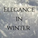 Elegance in winter? Is it possible?
